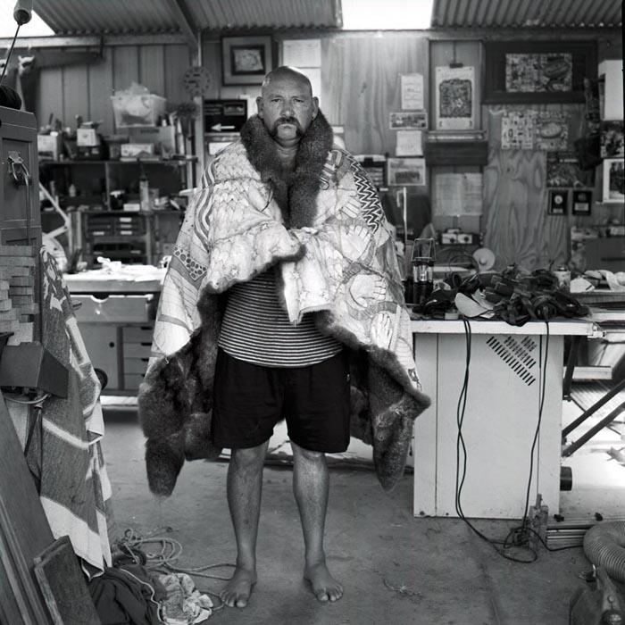 Home / On Country: Possum skin cloaks