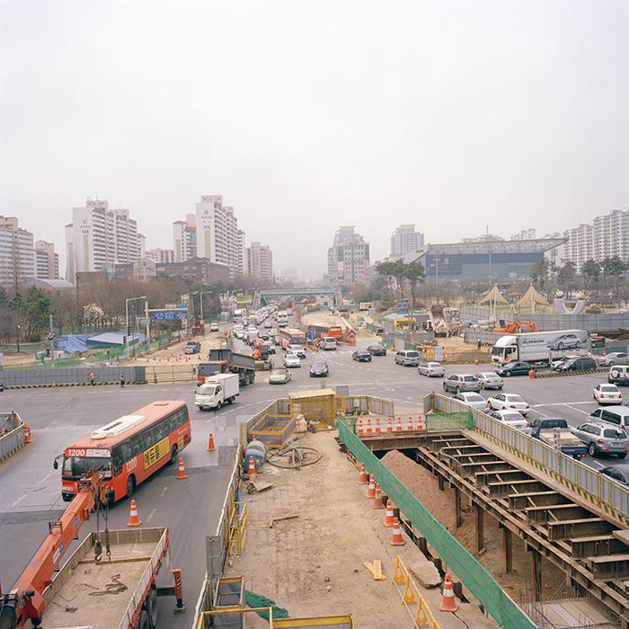 Roadworks, Seoul